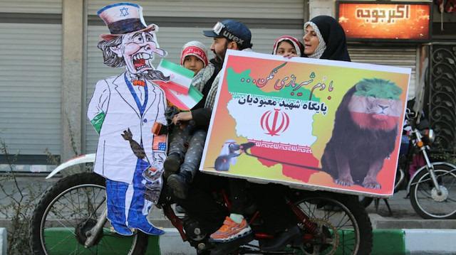 Kırkıncı yılında İran Devrimi'nin manzarası