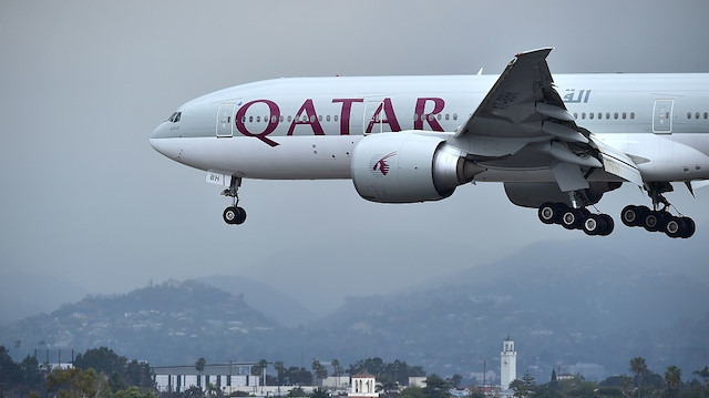 Doha'yla Riyad arasında 20 ay sonra ilk direkt uçuş gerçekleşti