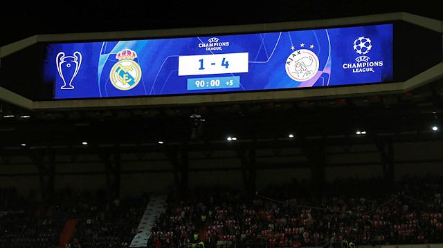 Real Madrid tarihinin en ağır skoru