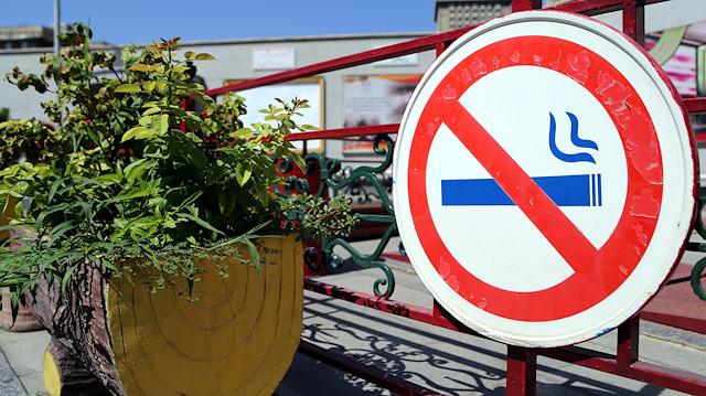 Açık alanda sigara izni değişiyor mu?