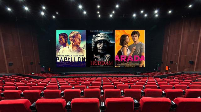 Biletlerinizi ayırtın; Bu hafta vizyona 8 yeni film giriyor