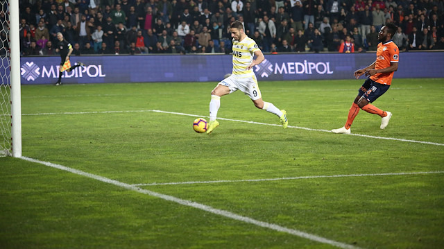 Fenerbahçe'nin atacağı golü 58 dakika önceden tahmin etti