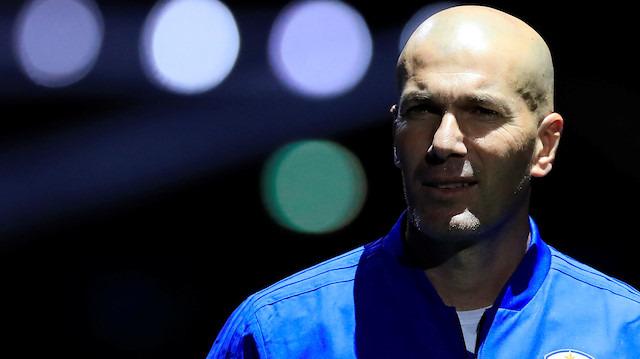 Real Madrid'de yeniden Zidane dönemi