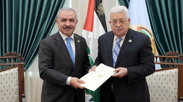 Filistin'e yeni başbakan