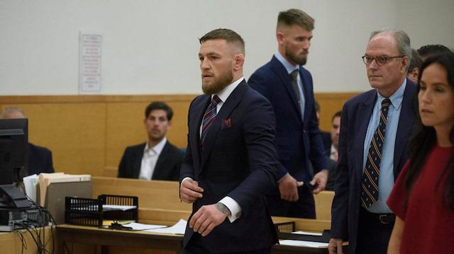 Conor McGregor gözaltına alındı