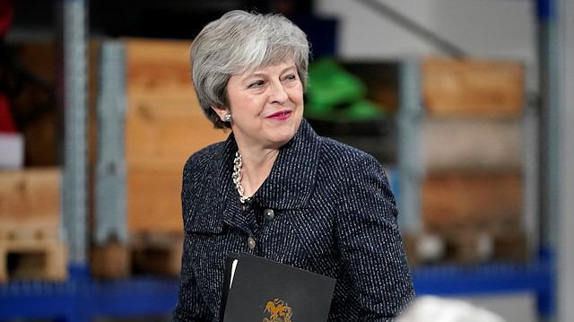Brexit anlaşması yeniden reddedildi