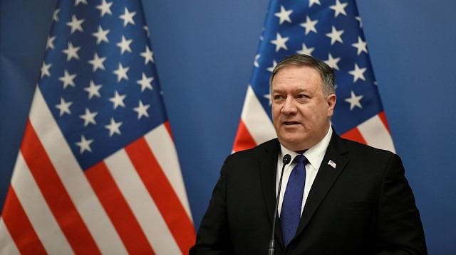 ABD Dışişleri Bakanı Pompeo: Venezuela'daki tüm diplomatları geri çekiyoruz