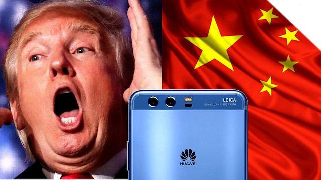 ABD ve Almanya arasında tehlikeli 'Huawei' gerginliği