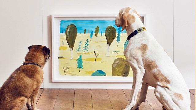 Bu interaktif müze ziyaretçilerine 'köpek' diyor