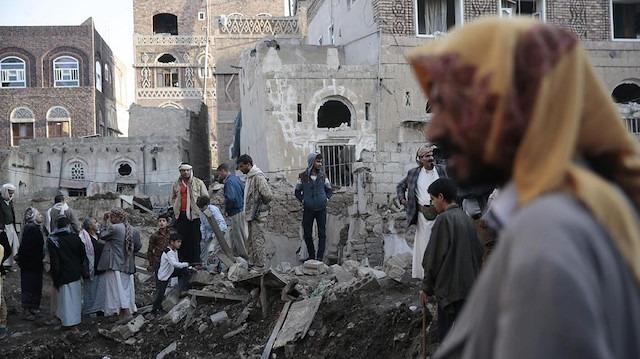 ABD Senatosu'dan Yemen kararı: Askeri destek kesilecek