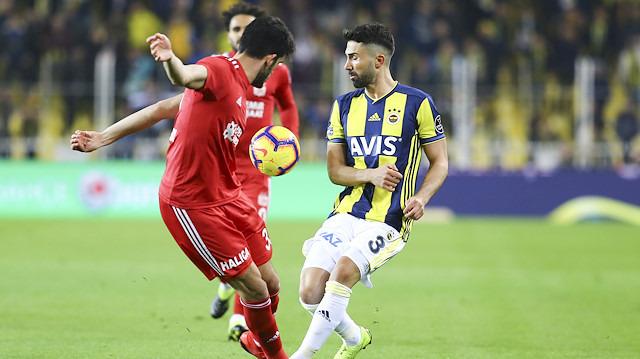 Kadıköy'de maç seremonisinde duygulandıran an