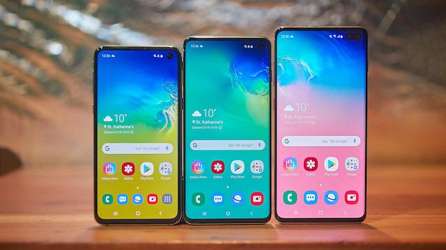 Samsung'un hedefi ön kamerayı ekran altına tamamen yerleştirmek