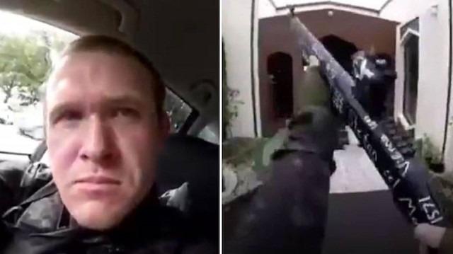 Yeni Zelanda'da camilere saldıran teröristin silahında dikkati çeken detay