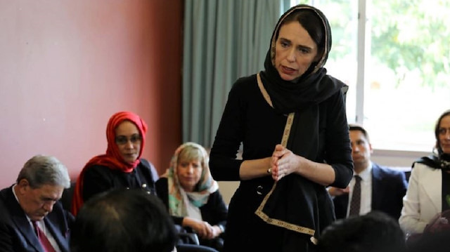 Yeni Zelanda Başbakanı Ardern, Müslüman toplumunu ziyaret etti