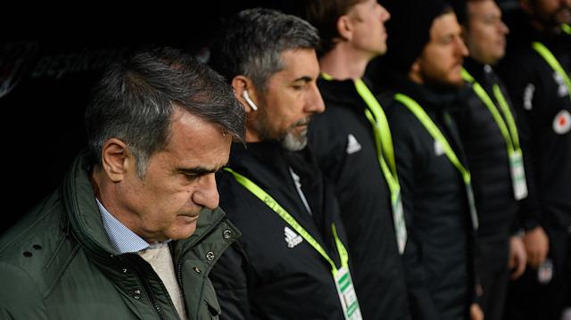 Beşiktaş maçında duygusal anlar