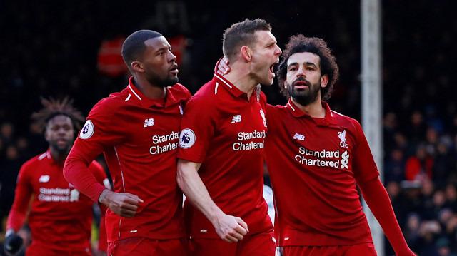 Babel'in golü yetmedi: Liverpool yeniden lider