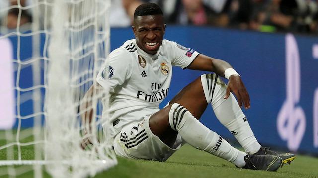Vinicius Junior, neden Real Madrid'i seçtiğini açıkladı