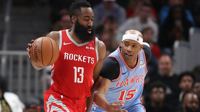 Rockets, Harden ile kazanmaya devam ediyor