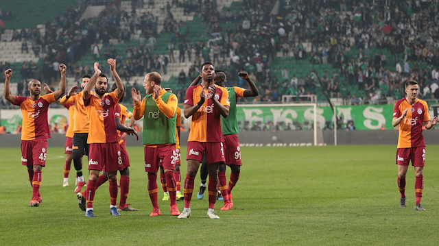 Galatasaray'dan ilginç istatistik