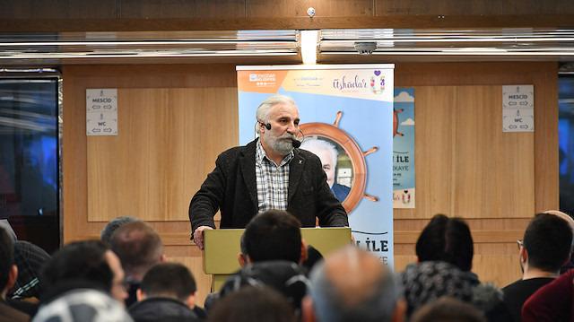 Hasan Kaçan: İlk defa ilahi dinledim ve hayatım değişti