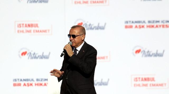 Erdoğan'dan milli takım yorumu