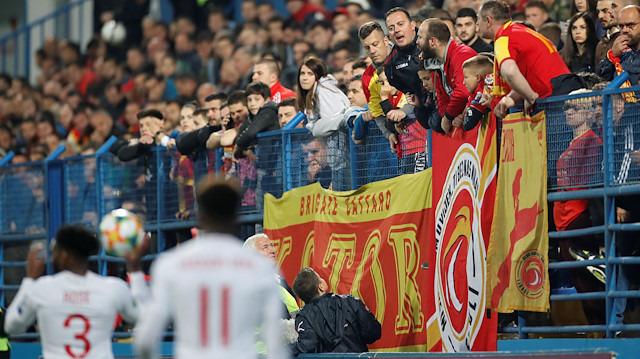 UEFA'dan ırkçılık soruşturması