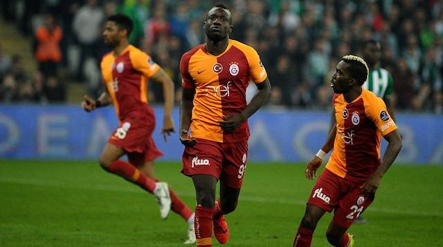 Galatasaray'dan 'Diagne' açıklaması