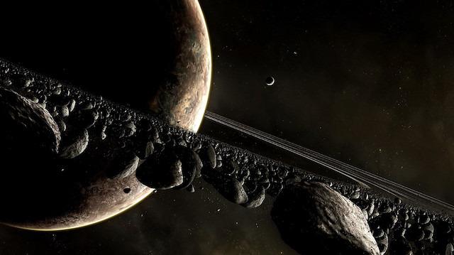 Bilim insanlarından Satürn'de yeni keşif
