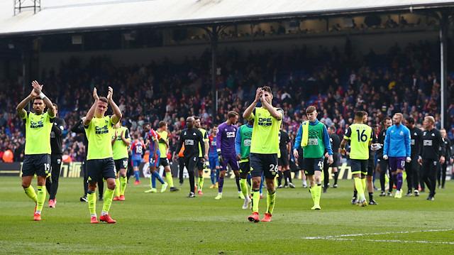 Premier Lig'e veda ettiler