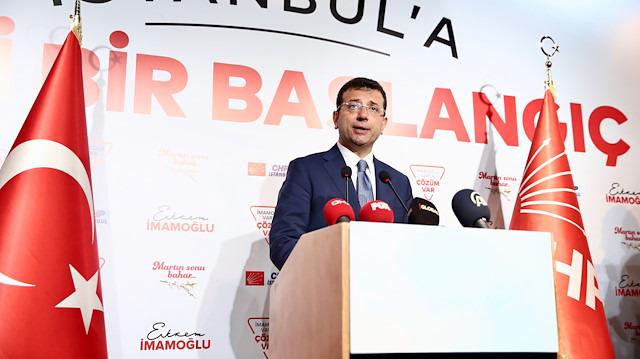 Ekrem İmamoğlu yeni açıklamasında Erdoğan ve Bahçeli'ye işaret etti