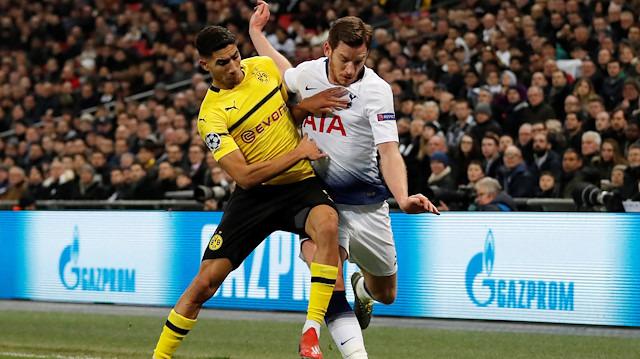 Dortmund'da Achraf Hakimi sezonu kapattı