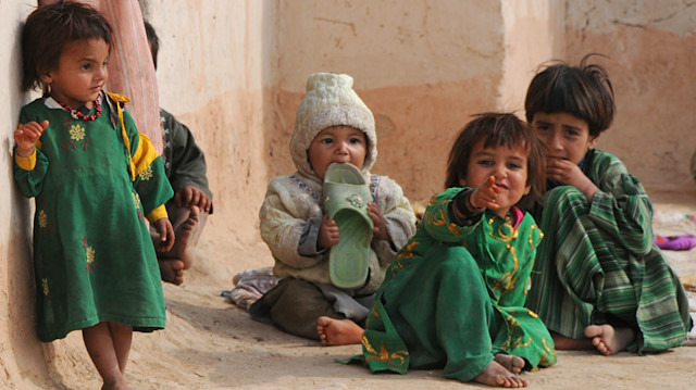 Afganistan'ın yarısından fazlası çok boyutlu fakir