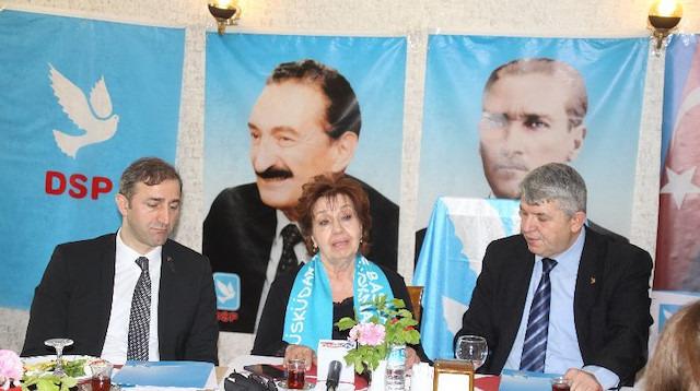 DSP'nin Üsküdar adayı oyuncu Güven Hokna'nın oy oranı belli oldu
