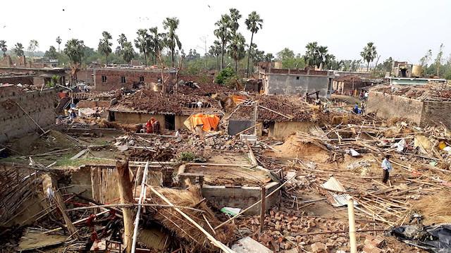 Nepal'de ölü sayısı 28'e, yaralı sayısı 612'ye çıktı