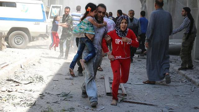 Suriye'de alıkonulanların sayısı bu yıl bin 271'i buldu