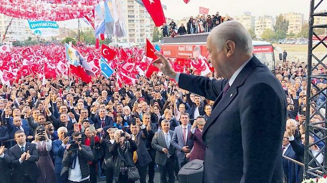 MHP lideri Bahçeli'nin x+y=z formülü tuttu mu?