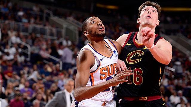 Cedili Cavaliers, Phoenix'e yenildi