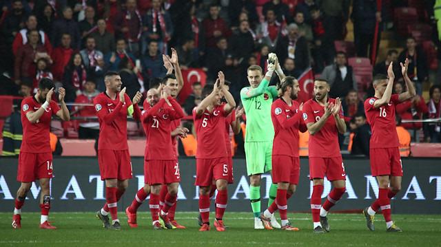 Türkiye, FIFA dünya sıralamasında iki basamak yükseldi