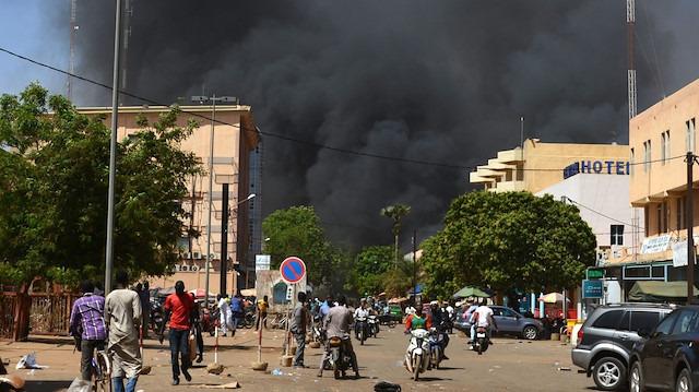 Burkina Faso'da Şeyh Werem misillemesi: 62 ölü