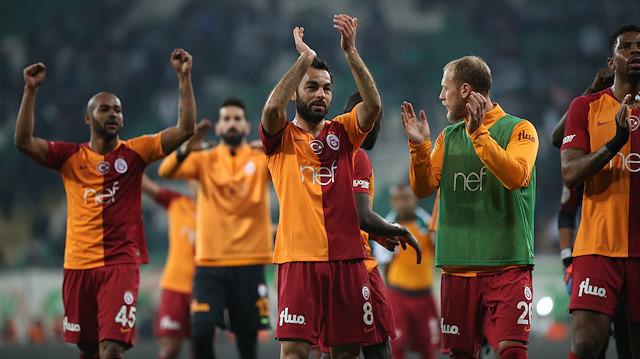 Galatasaray, ABD'ye açılıyor