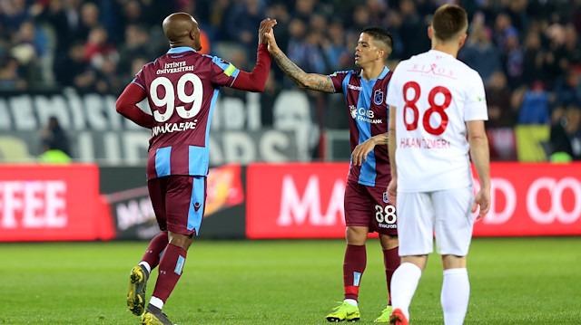 Trabzonspor'dan 4 gollü açılış