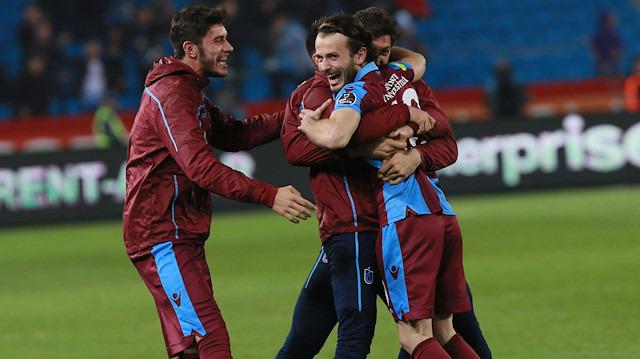 Trabzonspor'un gençleri değerini katladı