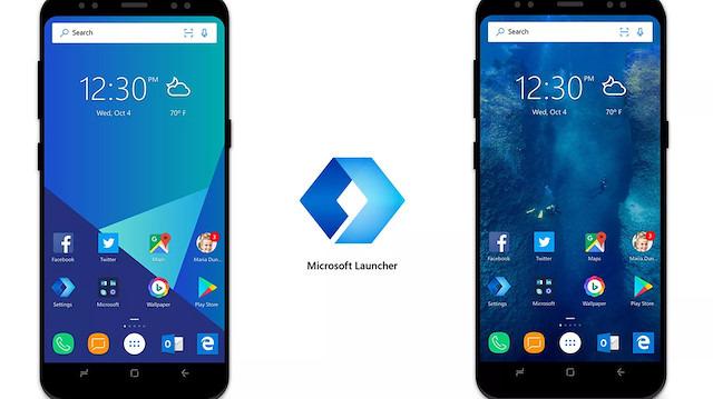 Microsoft Launcher güncellemeyle yeni özellikler kazandı