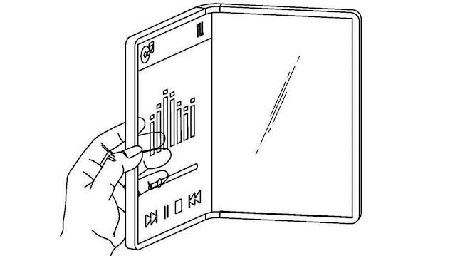 LG şeffaf katlanabilir telefon patenti aldı