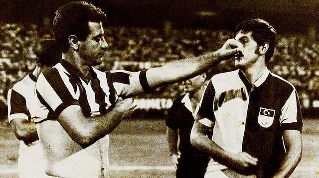 Can Bartu Galatasaray forması giymişti