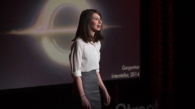 Kara delik fotoğrafının arkasındaki kadın: 'Katie Bouman'