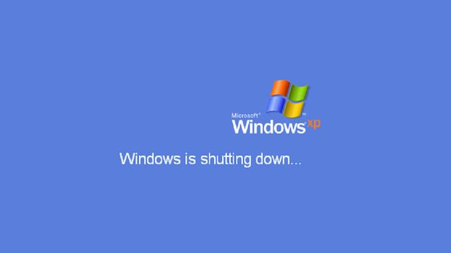 Elveda Windows XP! Ödeme sistemlerine verilen destek de sonlandı