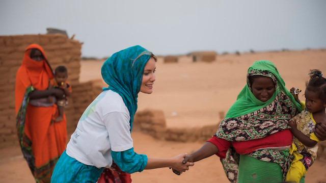 Gamze Özçelik: Sudan'daki çocuklarım, Allah'a emanetsiniz