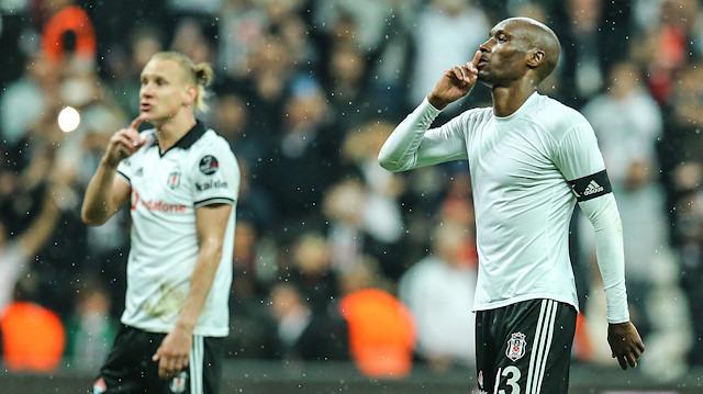 Beşiktaş şanssızlığını yendi
