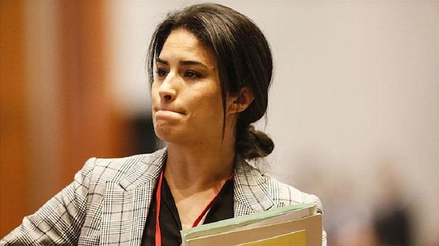 Adresi şaşıran Sonia Krimi 'demokrasi dersi' vermeye kalkıştı
